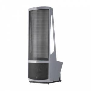 "MartinLogan - Neolith 15"" Passive 3-Way Floor Speaker (Each) - Arctic silver"