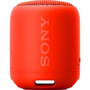 Sony - SRS-XB12 Portable Bluetooth Speaker - Red