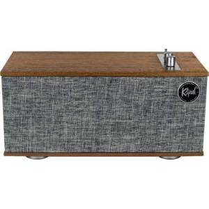 Klipsch - The One II Portable Bluetooth Speaker - Walnut