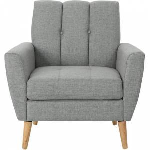Noble House - Ruston Club Chair - Gray
