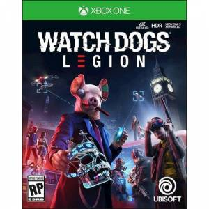 Ubisoft Watch Dogs: Legion Standard Edition - Xbox One
