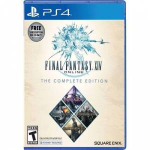 Square Enix Final Fantasy XIV Online Complete Edition - PlayStation 4