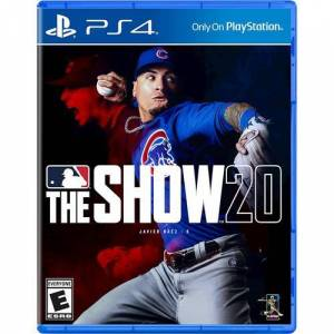 Sony MLB The Show 20 Standard Edition - PlayStation 4