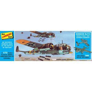 Lindberg 414 1:72 Dornier Do17Z WWII German Bomber