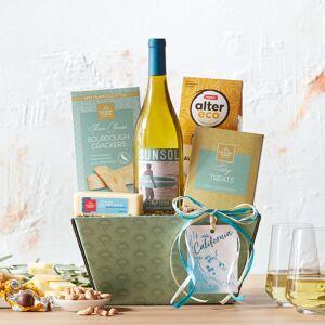 Hickory Farms California Chardonnay Wine Gift Set   Hickory Farms