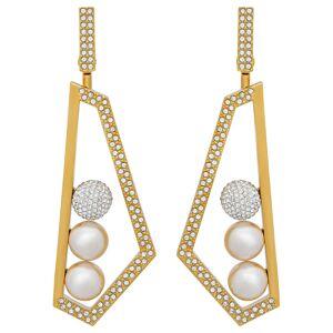 Swarovski Goldsmith Women's Earring
