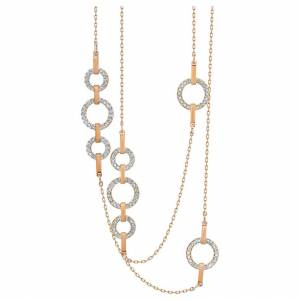 Swarovski Circle Women's Necklace
