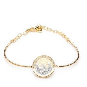 Swarovski Shine Wave Women's Bracelet