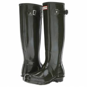 Hunter Original Tall Gloss Women's Accessories