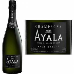 Champagne Ayala Brut Majeur Brut NV Rated 90WE EDITORS CHOICE