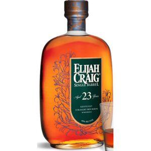 Elijah Craig Single Barrel 23 Year Old Kentucky Straight Bourbon Whiskey
