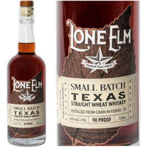 Lone Elm Small Batch Texas Straight Wheat Whiskey 750ml