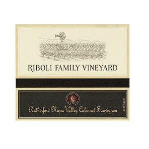 Riboli Family Vineyard Rutherford Cabernet 2009