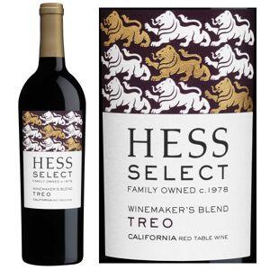 Hess Select California Treo Winemaker's Red Blend 2014