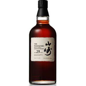 Suntory Yamazaki 25 Year Old Single Malt Japanese Whisky 750ml