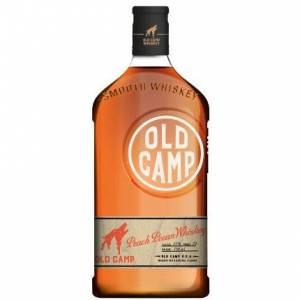 Old Camp Peach Pecan Whiskey 750ml