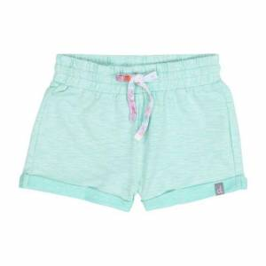 Deux par Deux French Terry Shorts, Turqoise  - Size: female