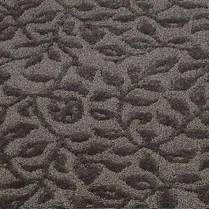 Mohawk Rug & Textiles Wellington Nylon Bath Rug Runner, 2' x 9', Gray