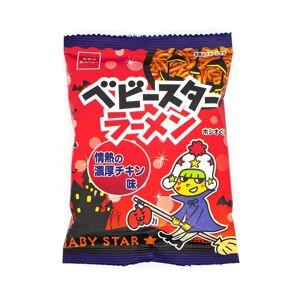 Bokksu Baby Star Ramen Sticks: Halloween (6 Packs)