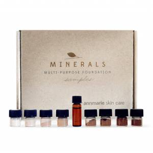 AnnmarieSkinCare Minerals Multi-Purpose Foundation - Sample Kit