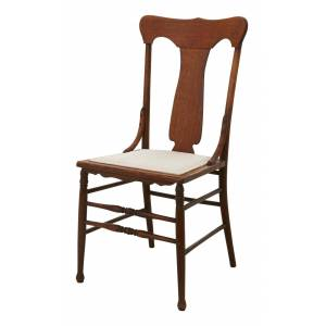 Vintage Oak Dining Chair