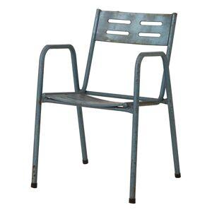 Vintage Spanish Metal Chair