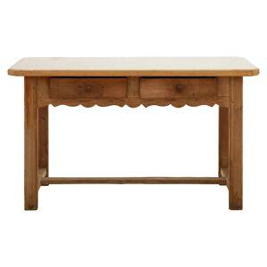 Antique Patisserie Table