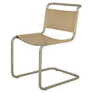 Vintage Chrome Cantilever Chair