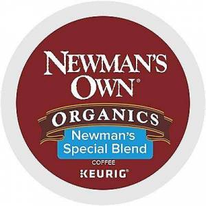 Newman's Own Organics 24 Ct Newman's Own Organics Newman's Special Blend Coffee K-Cup Pods. Coffee