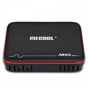 Gearbest Mecool M8S PRO W 2.4G with Andriod OS Support TV Box