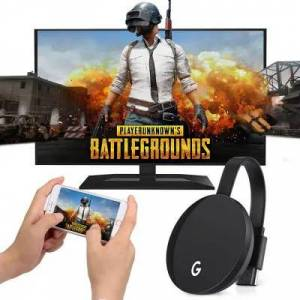 Gearbest 1080P Wireless Display TV Dongle HDMI Screen Mirroring