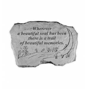 KAY BERRY INC Beautiful Soul Memorial Garden Stone