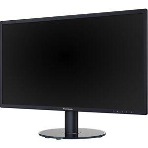 "ViewSonic VA2419-SMH 24"" LED LCD Monitor - 16:9 - 14 ms - 1920 x 1080 - 16.7 Million Colors - 250 Nit - 50,000,000:1 - Full HD - Speakers - HDMI - VGA - 39 W - Black - EPEAT Silver, ENERGY STAR 7.0"