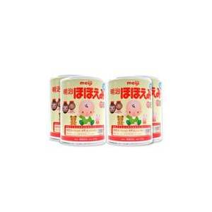 "meiji [Set of 4] ""Hohoemi"" Formula 800g"