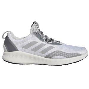 Adidas Purebounce + Street Men's Running Shoes Grey Silver Metallic Carbon BC1037