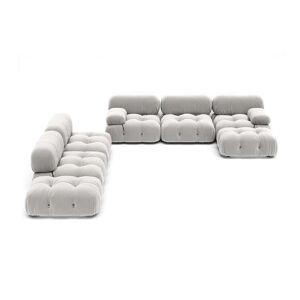 1 Mario Bellini Camaleonda Sofa / Combination 007 - Vintage Leather-Cashew
