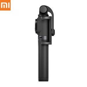 Orignal Xiaomi Bluetooth Wireless Self Timer Selfie Stick Tripod for iOS/Android Smartphone - Black