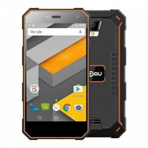 NOMU S10 IP68 Waterproof 5.0 Inch HD Android 6.0 4G LTE Rugged Smartphone OTG - Orange
