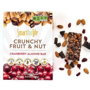 Doctors Scientific Organica 12 Ct. Cranberry Almond Fruit & Nut Bar