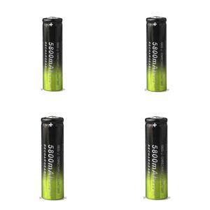 3.7v 18650 POWERFUL 5800mAh Genuine Skywolfeye  batteries & 18650 Dual Slot Li-ion Battery Chargers, Choose What You Need!