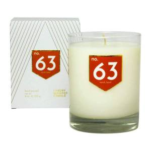 ACDC Candle Co No. 63 Neroli Basil Scented Soy Candle