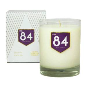 ACDC Candle Co No. 84 Plum Patchouli Scented Soy Candle