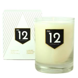 ACDC Candle Co No. 12 Mahogany Oak Scented Soy Candle