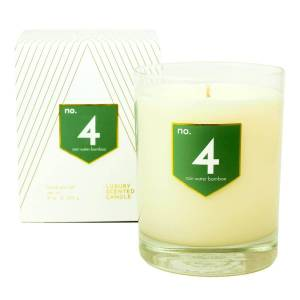 ACDC Candle Co No. 4 Rain Water Bamboo Scented Soy Candle