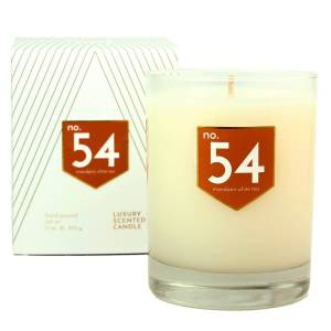 ACDC Candle Co No. 54 Mandarin White Tea Scented Soy Candle
