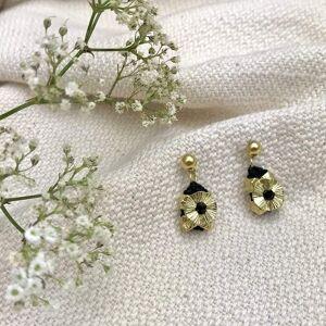 Slate & Salt Keya Flower Earrings  - multicolor - Size: One Size
