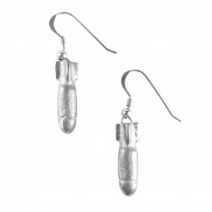 Slate & Salt Recycled Bomb Earrings  - multicolor - Size: One Size