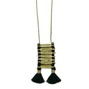 Slate & Salt Anika Temple Necklace  - multicolor - Size: One Size