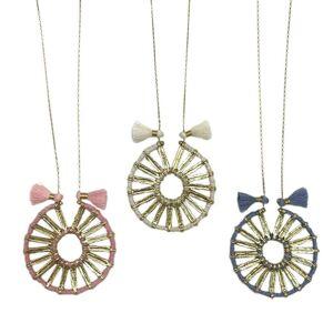 Slate & Salt Indu Pendant Necklace  - multicolor - Size: One Size