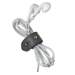 STOW Luxury Leather Cable Tidy